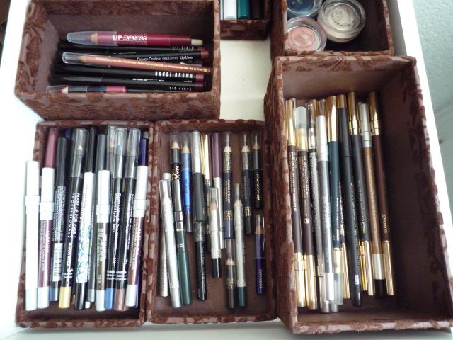 Comment je range mon maquillage mon blog de fille auto - Comment ranger ses magazines ...