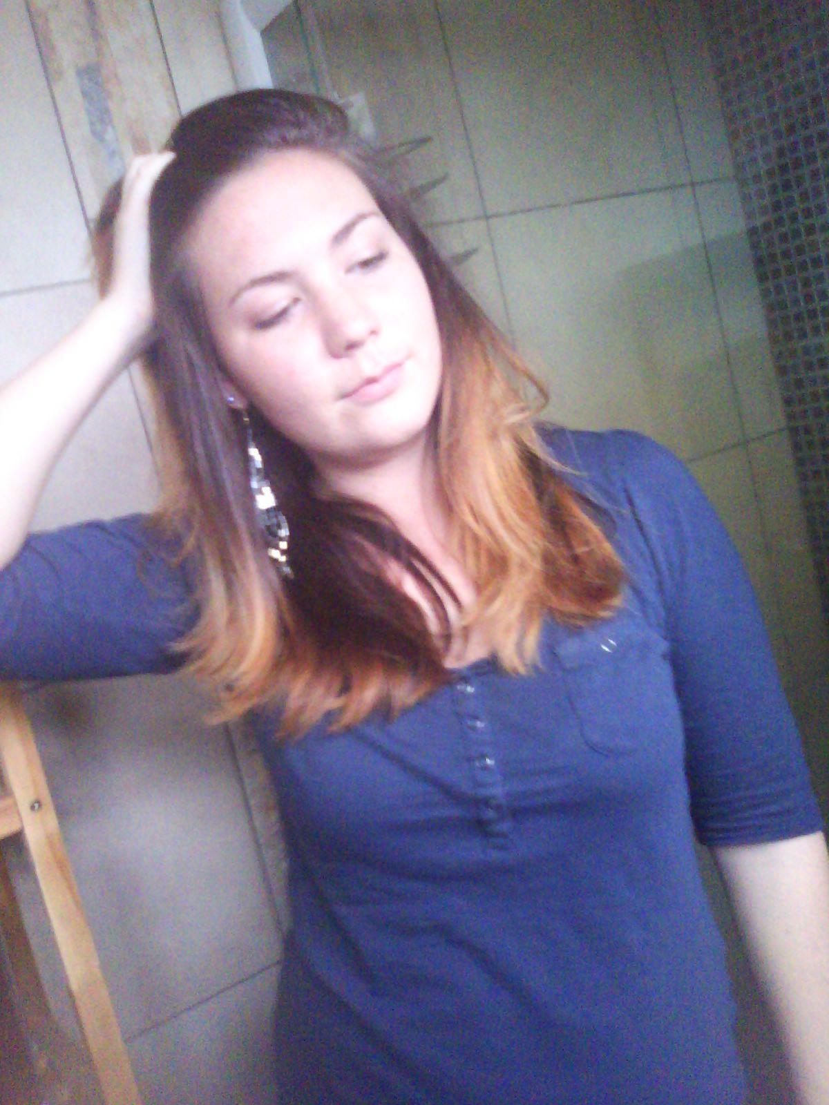 moi aussi je veux un ombr hair naturel jen ai fais horrible avec la dcoloration garnier jai bousiller mes cheveux - Coiffeur Coloriste Toulouse