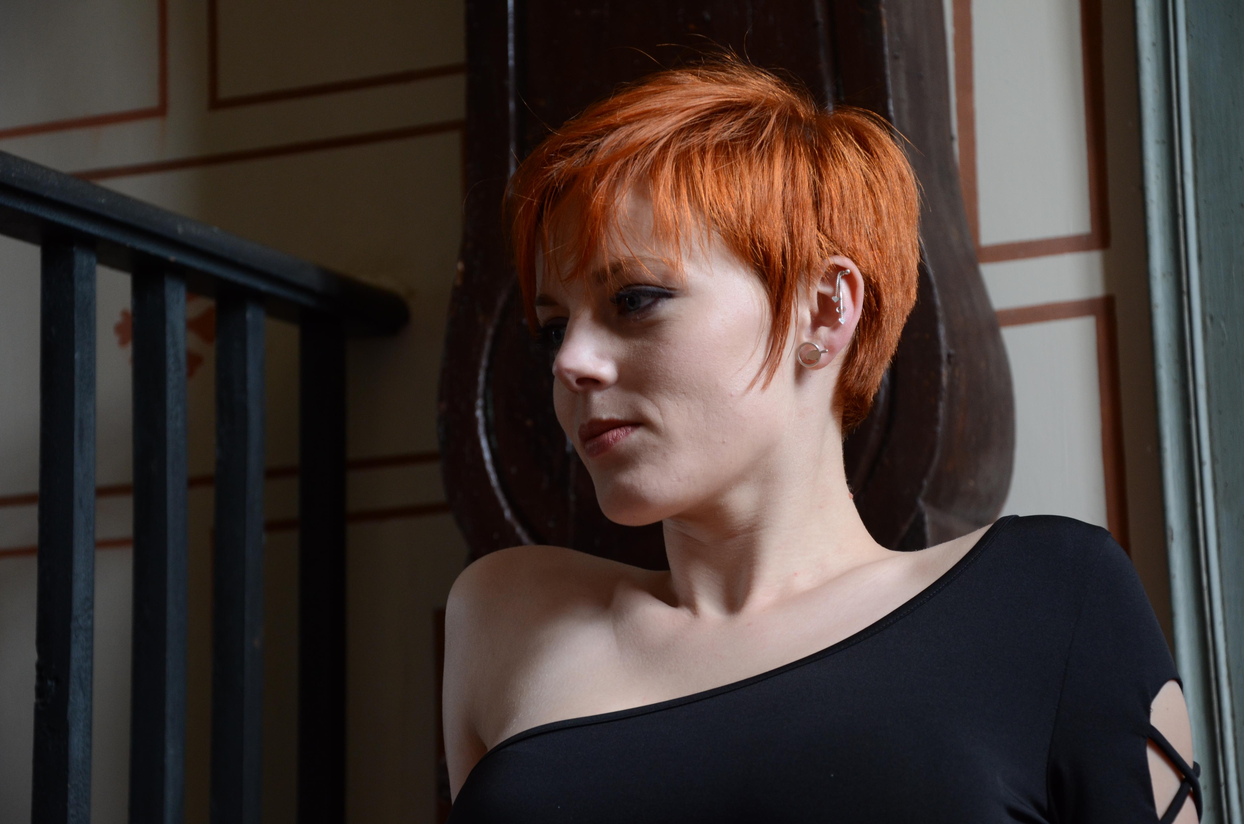 Coupe femme cheveux courts fins