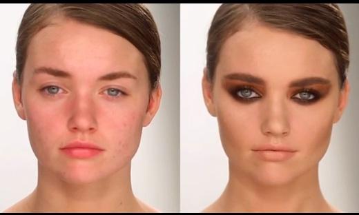 Extrêmement Votre maquillage de mariage - Mon blog de filleMon blog de fille ZI35
