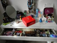 Comment je range mon maquillage mon blog de fille - Comment ranger son maquillage ...