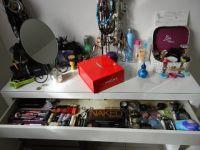 Comment je range mon maquillage mon blog de fille - Comment ranger son maquillage ...