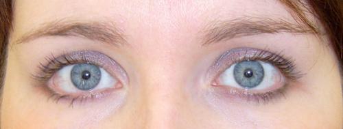 Puissant changer la couleur de yeux bleu - Yeux gris bleu ...