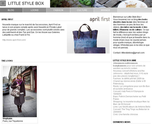 little-style-box