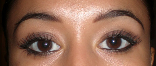 exemple maquillage yeux marron  Blog de boutik tendance girly