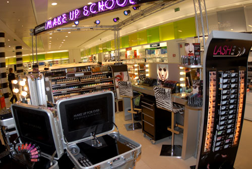 make up school 3 J'ai testé la Make Up School