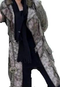 manteau bibou
