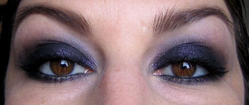 MAC Style Black noir violet 1