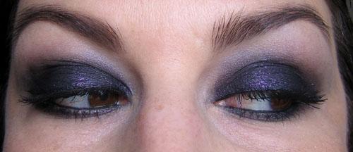 MAC Style Black noir violet 2