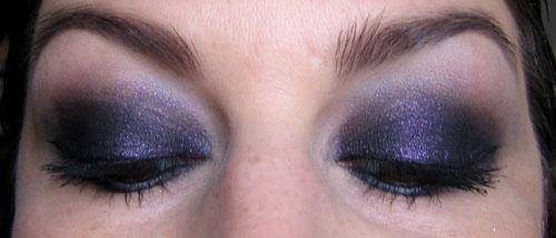 MAC Style Black noir violet 3