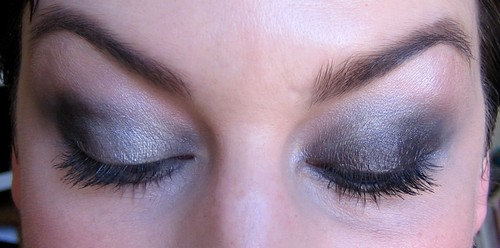 beaute Du fumé au smoky maquillage