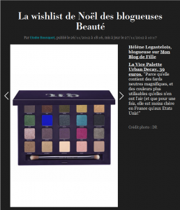 beaute Presse maquillage