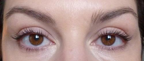 beaute Bilan de mon réhaussement de cils maquillage