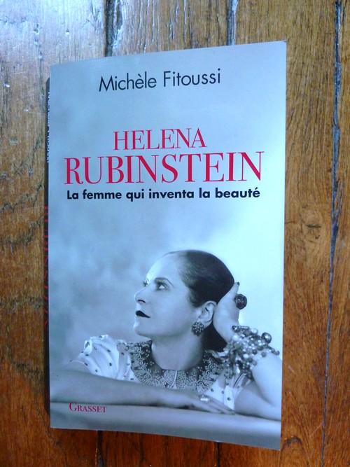 beaute Helena Rubinstein par Michèle Fitoussi, juste dément maquillage