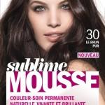 Sublime Mousse de L'Oréal, la couleur naturelle