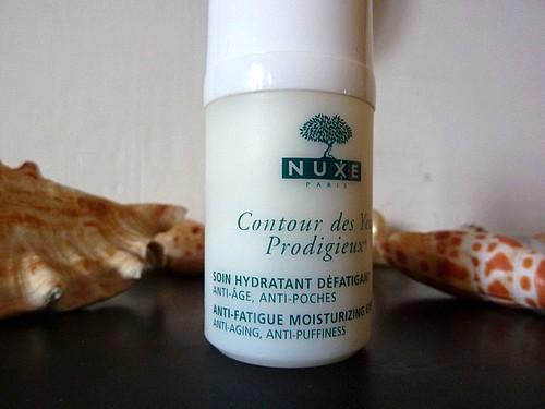 beaute La nouvelle gamme Crème Prodigieuse® de NUXE (et concours...) maquillage