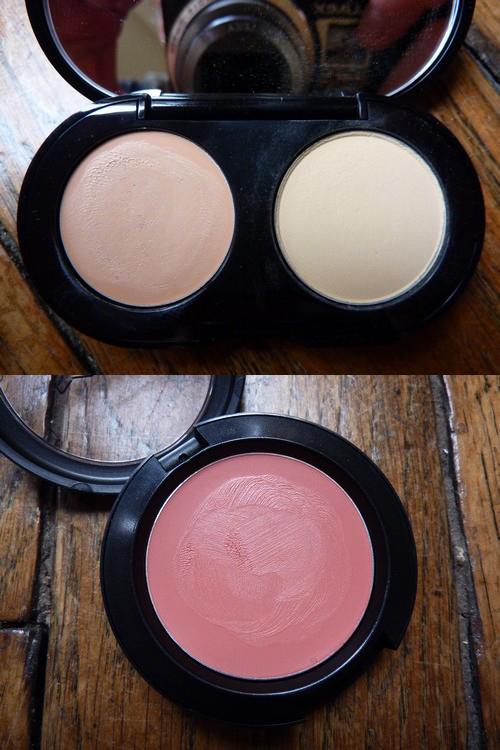 beaute Nouveautés : anti cernes Bobbi Brown et blush crème MAC maquillage