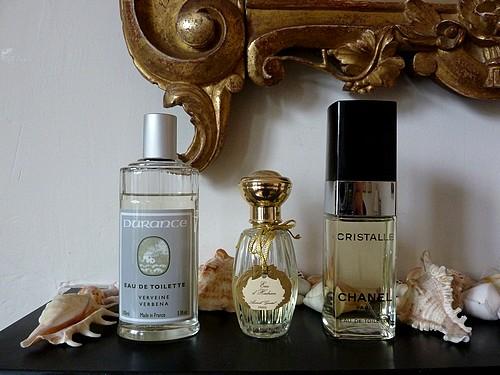 beaute Mes parfums préférés maquillage