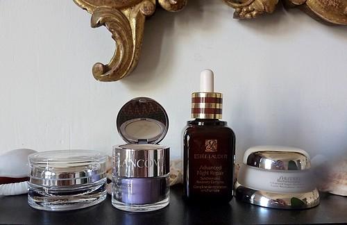 beaute Qiriness, Lancôme, Estée Lauder, Shiseido maquillage