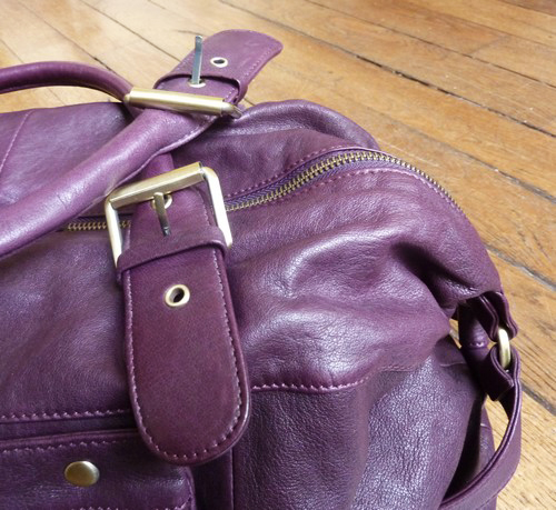 beaute Mon sac de week end (bon plan inside) maquillage