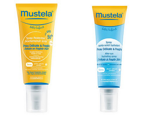 beaute Concours solaires Mustela maquillage