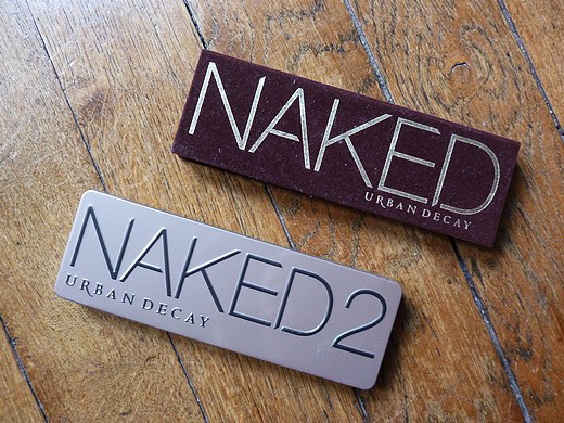 beaute Urban Decay Naked 2 !!! maquillage