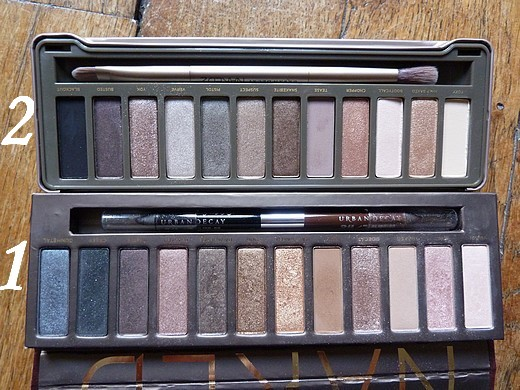 beaute Urban Decay Naked 2 !!!