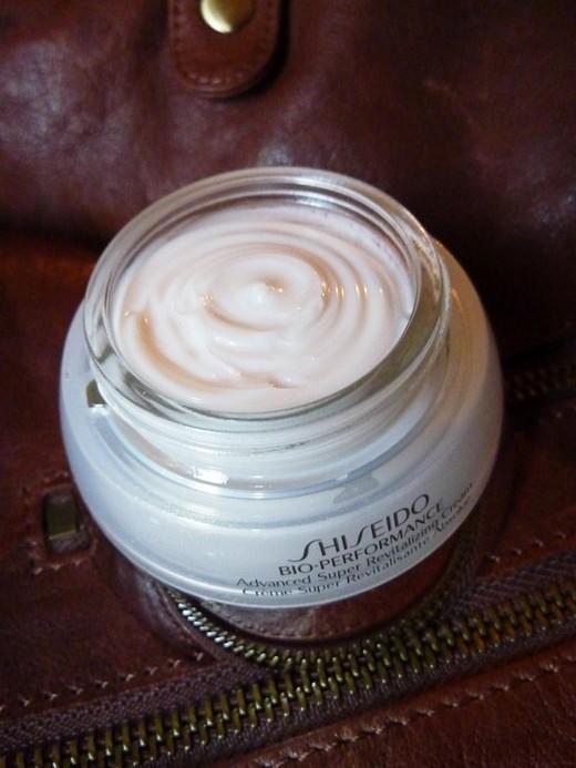 nouvelle creme bio performance shiseido 4 520