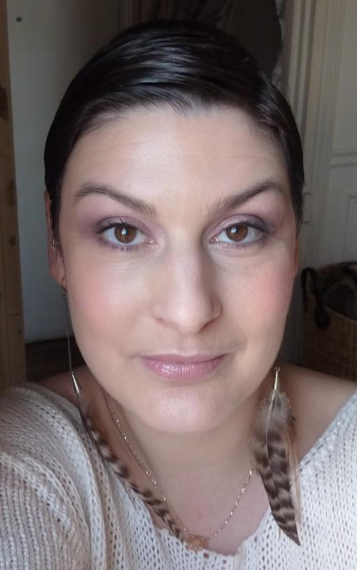 beaute Palette Lingerie Laura Mercier maquillage