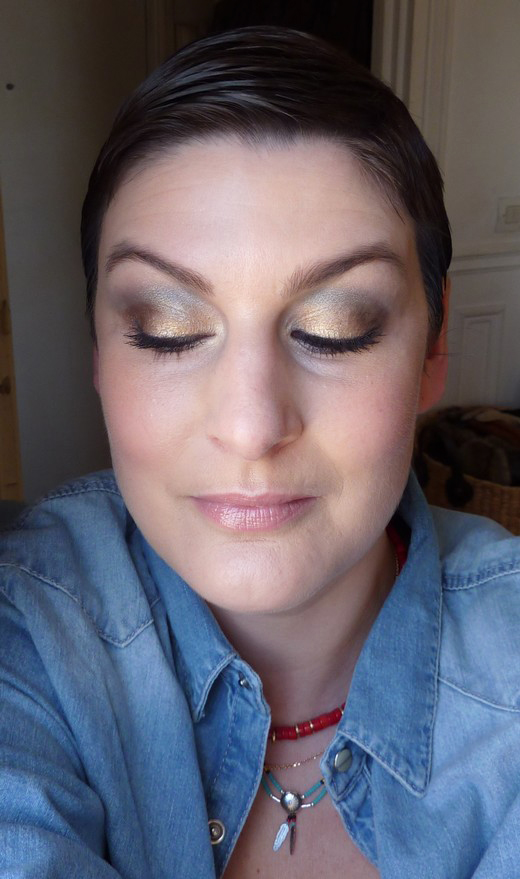 beaute Bronze goddess maquillage