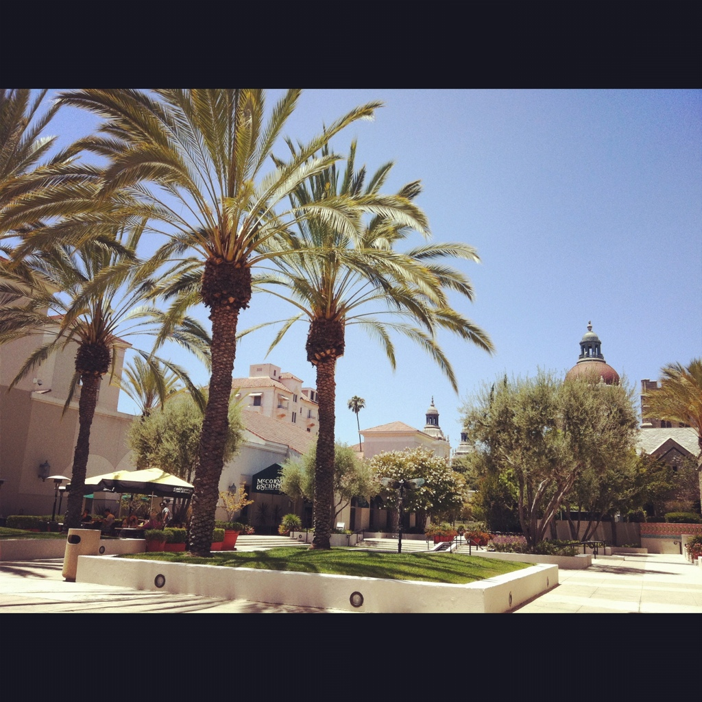beaute Pasadena, Hollywood & shopping