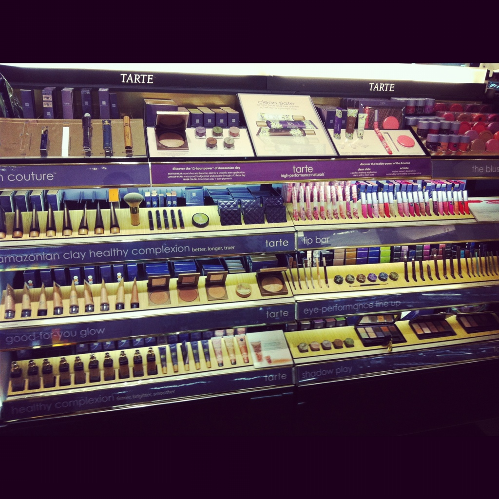beaute Pasadena, Hollywood & shopping maquillage