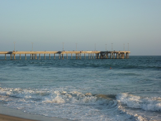 beaute Venice : la plage et les canaux maquillage