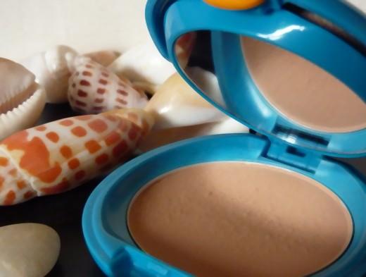 beaute Le fameux compact solaire Shiseido maquillage