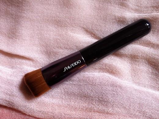 beaute Résultats du concours pinceau Shiseido maquillage
