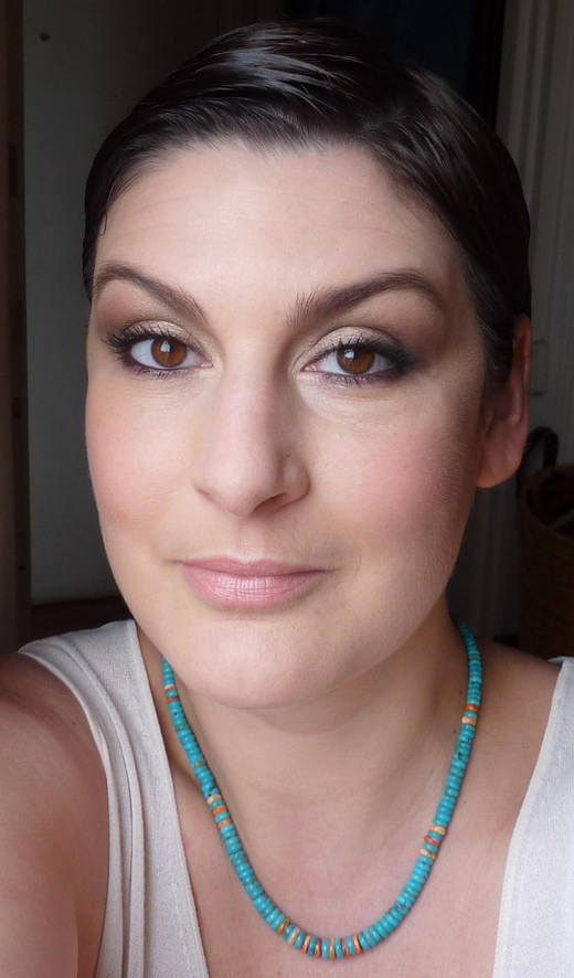 beaute 2 magnifiques fards MAC maquillage