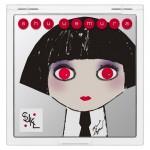 Mon blog de fille a 7 ans, concours Shu Uemura & Karl Lagerfeld !
