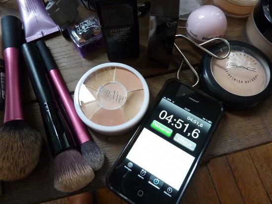 5 mn make up challenge
