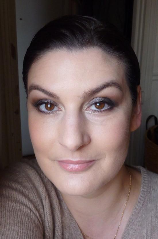 beaute Smoky avec la Vice Palette Urban Decay maquillage