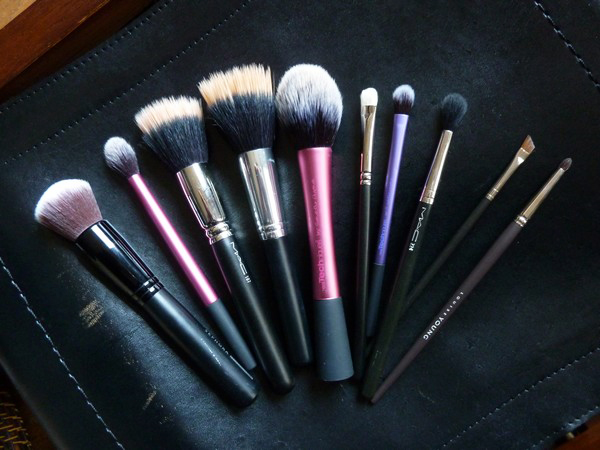beaute Mes 10 pinceaux indispensables maquillage