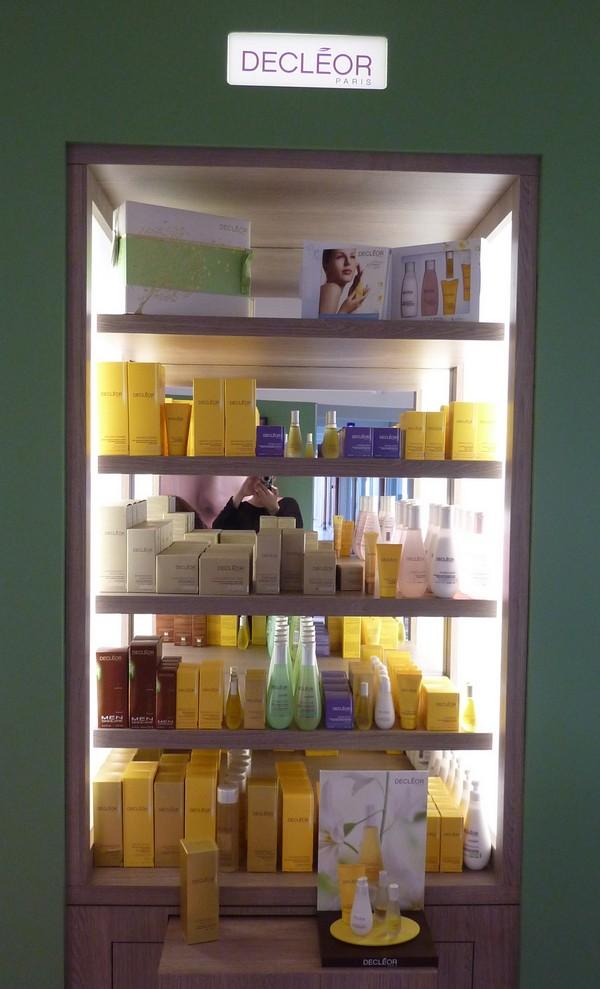 beaute A la découverte du Spa Source La Roche Posay maquillage