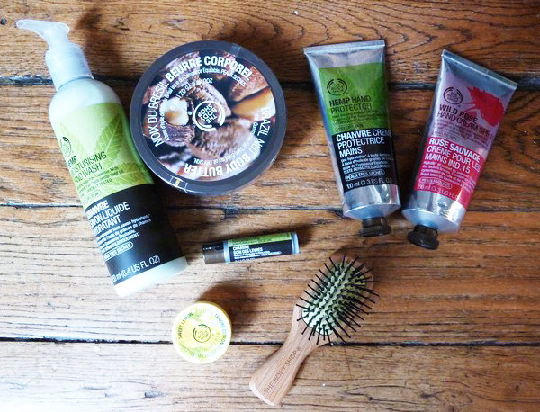 beaute Haul Body Shop maquillage