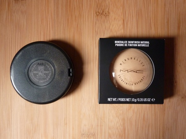 beaute MAC Mineralize Skinfinish Naturel en Light Plus, quid ? maquillage