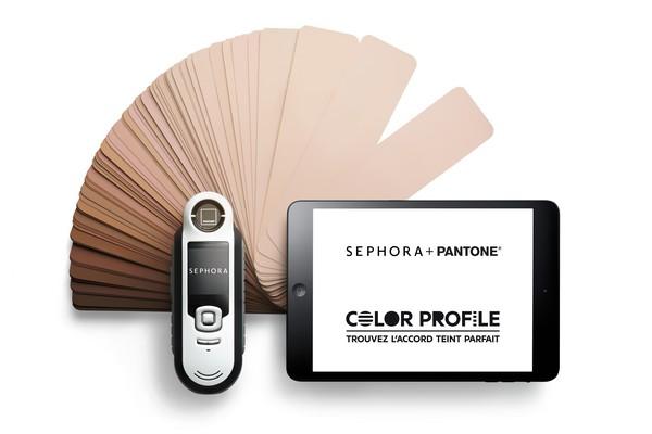 beaute Pantone et le fond de teint chez Sephora maquillage