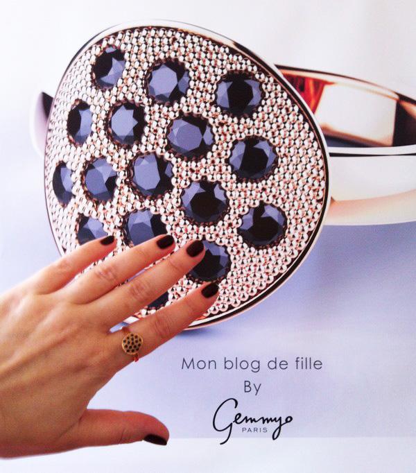 beaute Les bagues Hélène & Coline chez Gemmyo maquillage