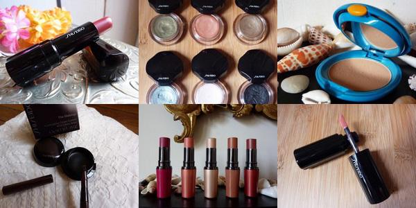 beaute Chez Shiseido aujourdhui... maquillage