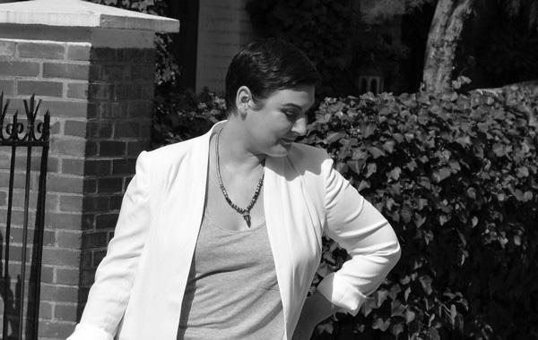 blazer blanc 036