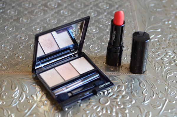 beaute Mon make up Shiseido de septembre maquillage