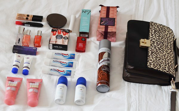 beaute London haul maquillage