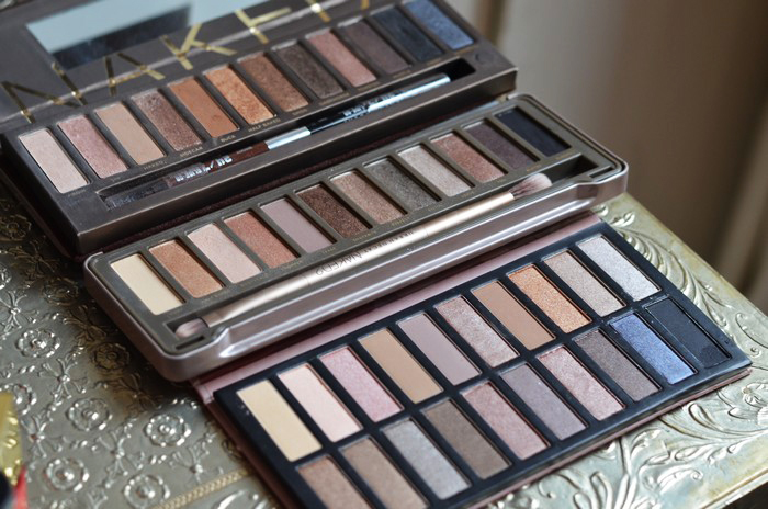beaute Revue : palette Coastal Scents Revealed maquillage